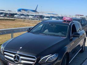 Essaa Taxi - Luchthavenvervoer